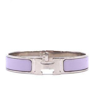 H Clic Clac Pm Hardware Bangle Cuff Bracelet